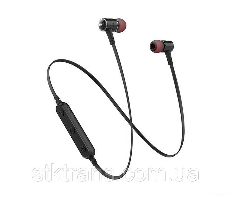 Bluetooth наушники беспроводные Awei B930BL Black (008538)