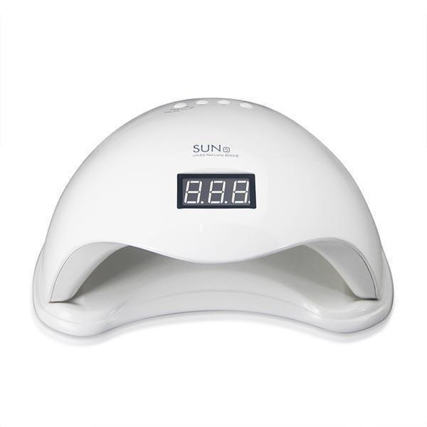 Лампа SUN 5 PLUS White 48W UV/LED для полимеризации для сушки гель лака