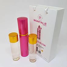 Montale Roses Musk 3x15ml - Trio Bag