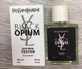 Yves Saint Laurent Black Opium - Quadro Tester 60ml