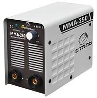 ⭐ Сварочный инвертор Сталь ММА-250 Д , 220 В, сварочный ток 20-250 А, электроды 1,6-5,0 мм, электронное табло