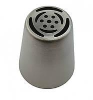 Насадка кондитерская метал. бесшовная Тюльпан 1 мини, фото 1
