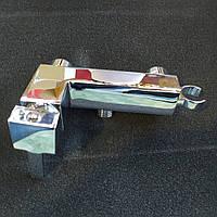 Смеситель для биде с держателем лейки Ango LT 082101 Квадрат