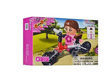 Конструктор BANBAO 8114 Loving World Велосипед