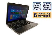 Ноутбук HP ProBook 640 G1 14 (1366x768) / Intel Core I5-4200M (2x max3.1GHz) / RAM 4Gb / HDD 500Gb / АКБ 43Wh. / Сост. 9 БУ