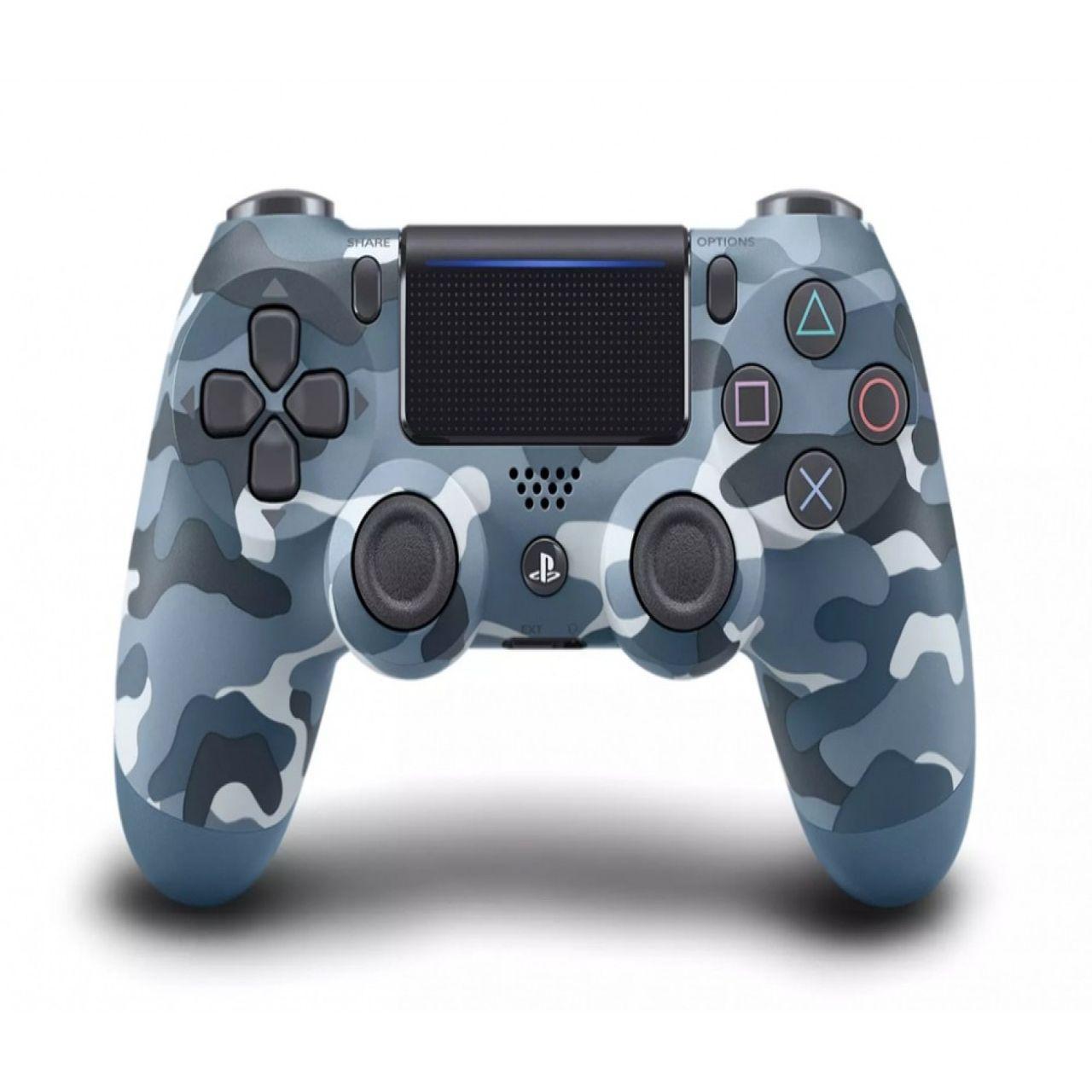 Геймпад (Джойстик) Sony PS4 Dualshock 4 V2 Blue Camo