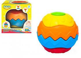 """Головоломка для  малышей """"3D мяч""""  sco"""