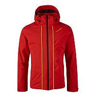 Горнолыжная куртка Fischer Bergisel Fiery Red 2020
