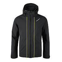 Гірськолижна куртка Fischer Bergisel Black 2020, фото 1