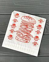 Упаковка бумажная для Бургера 64Ф 1000 шт
