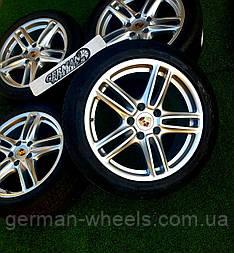 Оригинальные диски R19 Porsche Panamera Turbo