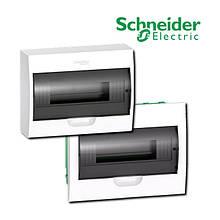 Щит розподільчий, двері прозора, на 12 модулів IP40, Schneider Electric Easy9