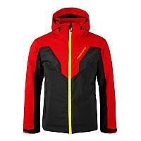 Горнолыжная куртка Fischer Kaprun Fiery Red 2020, фото 1