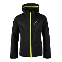 Гірськолижна куртка Fischer Kaprun Black 2020, фото 1