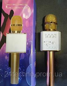Микрофон Bluetooth Караоке -микрофон Q9