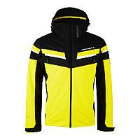 Горнолыжная куртка Fischer Obervellach Evening Yellow 2020