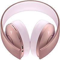Навушники Sony PS4 Gold Wireless Headset Rose