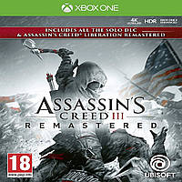 Assassin's Creed 3 Remastered RUS Xbox One