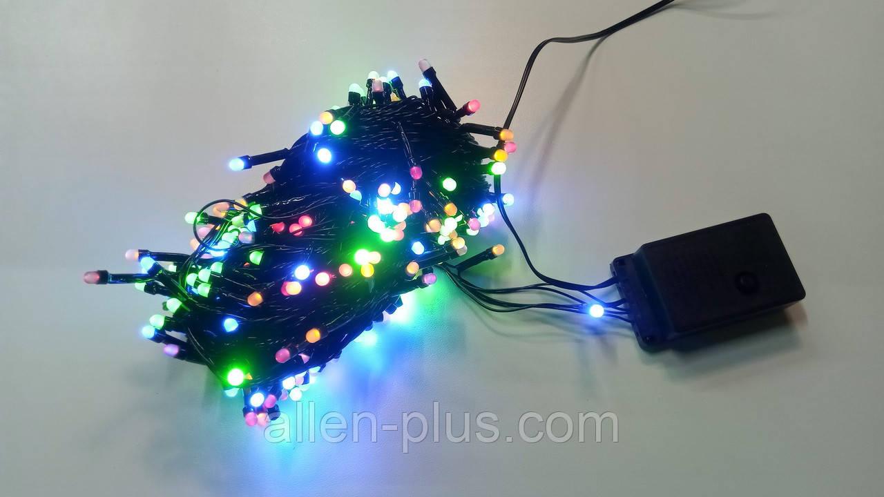 Гирлянда светодиодная M-100MT (9m / 90LED / 8 режимов)