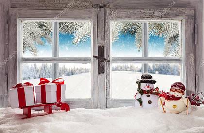 🎄🎄🎄Акция «Зимняя сказка». Старт зимних цен на окна Rehau!