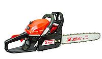 Бензопила Efco 137S Original (ITALY , 2 шины 2 цепи) Масло 1 л
