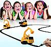 Индуктивный игрушечный автомобиль Inductive Truck, фото 5
