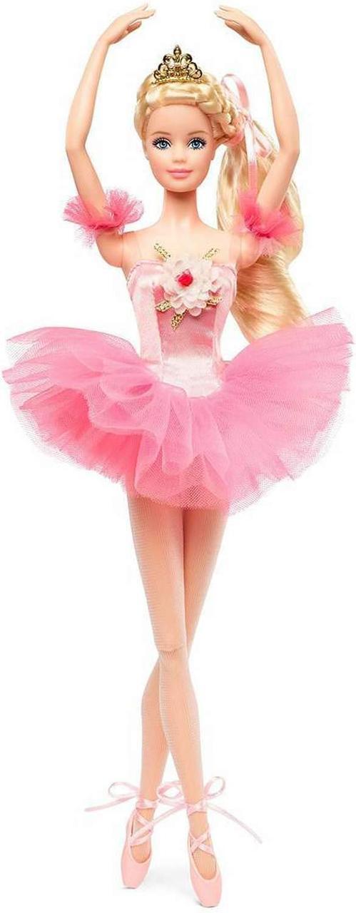 Barbie  Барби  Прима Балерина шарнирная mattel Barbie Ballet Wishes Fashion Doll