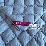 """Одеяло на овчине """"ODA"""" Размер  Евро 200*220 см   Ковдра вовняна. Стеганое одеяло., фото 2"""