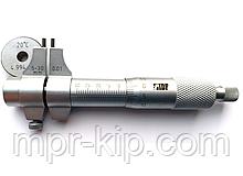 Микрометр для внутренних измерений  I.D.F. 5-30мм ( ±0,010мм) нониусный Италия