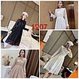 Платье женское модное стильное размер универсальный M-L купить оптом со склада 7км Одесса, фото 4