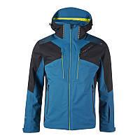 Горнолыжная куртка Fischer Hans Knauss Moroccan Blue 2020