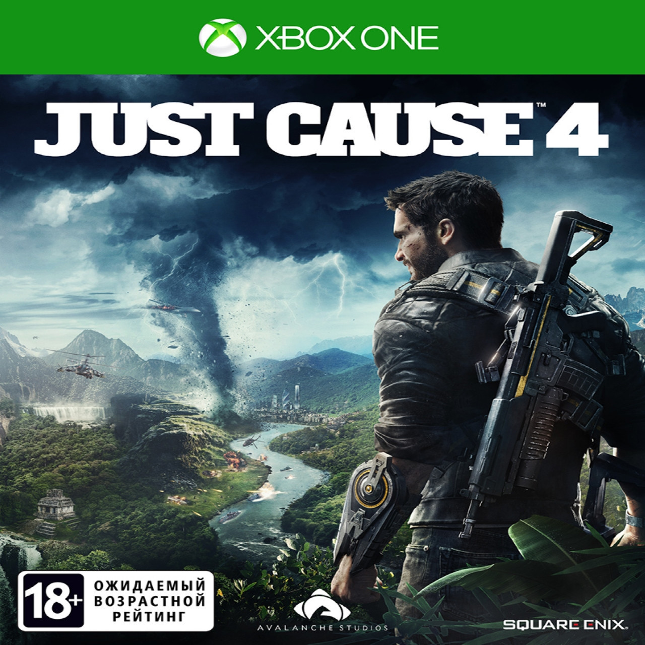 Just Cause 4 RUS Xbox One