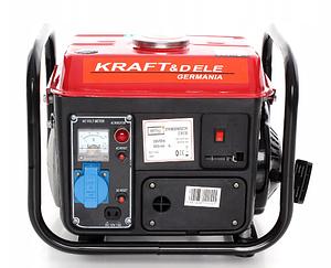 Бензиновий генератор KRAFT&Dele ST-1000 (KD-109)