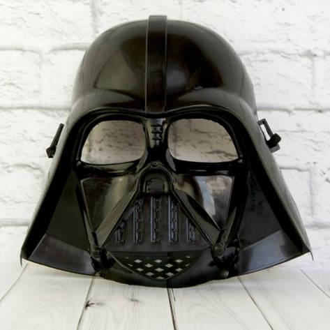 Пластиковая маска Дарт Вейдер, фото 2