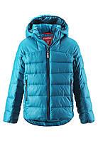 Зимняя куртка для мальчика Reima Petteri 531343.9-7800. Размеры 104-164., фото 1