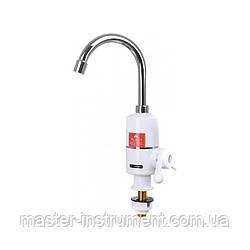Электрический проточный водонагреватель Grunhelm GH-3HW