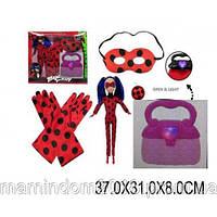 Кукла Леди Баг большая Карнавальный костюм