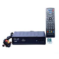 Ресивер-приемник DVB-T2 Q-SAT Q-149 Iptv цифровой эфирный R150908