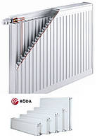 Радиатор стальной 22 R (500х700) RODA  боковое подключение