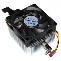 Кулер, система охлаждения для процессора, AMD AM3, AM3+ socket, с радиатором
