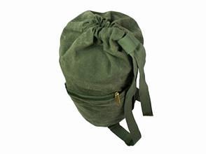 Рюкзак Холщовый Military, фото 2