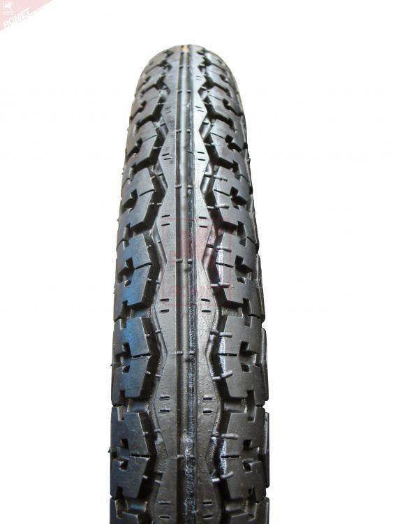 Покрышка 3,00х18 (90/90-18) отличного качества, дорожный протектор Deestone D747 TT