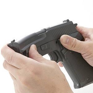 тренировочные пистолеты и ножи