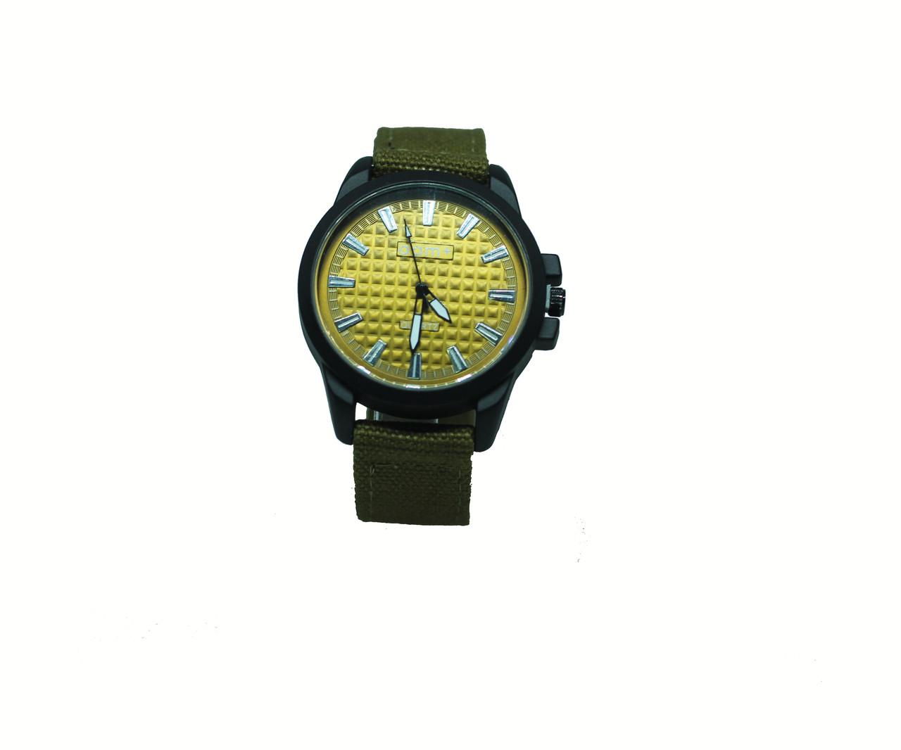 Часы кварцевые мужские  AAM+ Коричневый