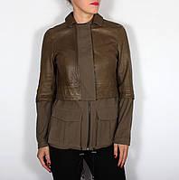 Кожаная куртка Malloni, фото 1