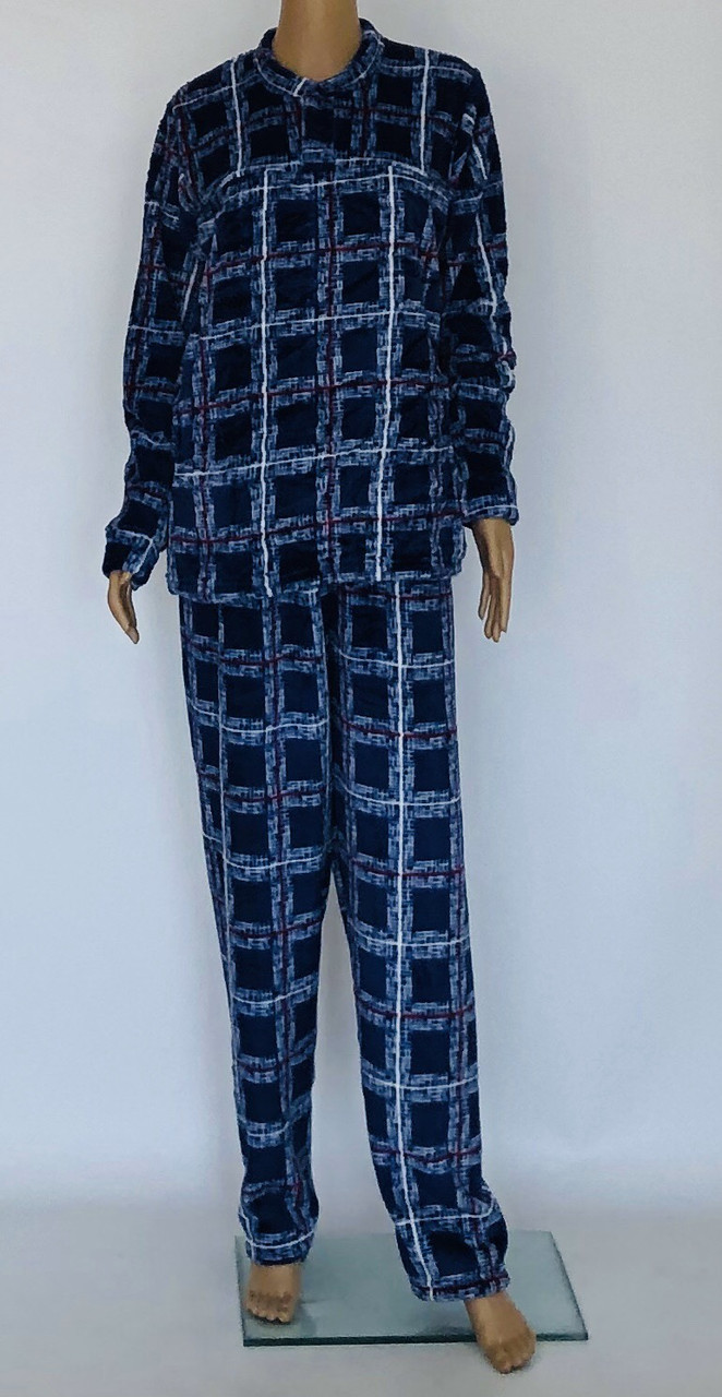 Мужская пижама махровая