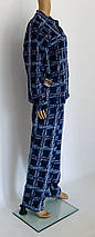 Мужская пижама махровая, фото 3