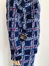 Мужская пижама махровая, фото 2