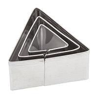 Набор каттеров Makins 3шт Треугольник 2118661040