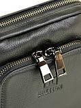 Мужская кожаная сумка - планшет Bretton 3430, фото 3